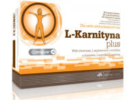 OLIMP L-KARNITYNA PLUS X 80 TABLETKI DO SSANIA