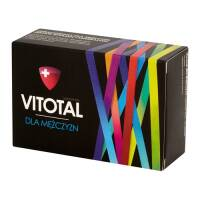VITOTAL DLA MĘŻCZYZN X 30 TABL.