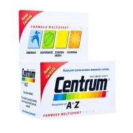 CENTRUM MULTIEFEKT OD A DO Z   X 100 TABLETKI