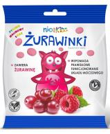 NIO FOR KIDS ŻURAWINKI X 30 PASTYLEK