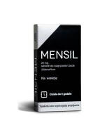 MENSIL 25 MG X4 TABL.
