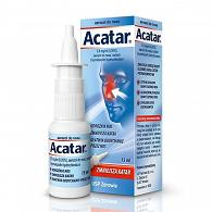 ACATAR  SPRAY DO NOSA 15 ML