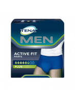 PIEL. MAJ.TENA MEN ACTIVE PANTS PLUS  L  X 30 SZT.