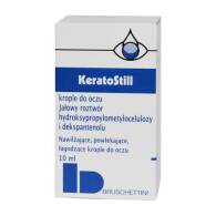 KERATOSTILL KROPLE OCZNE 10 ML