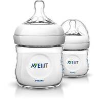 AVENT BUTELKA NATURALL 125 ML