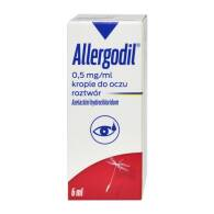 ALLERGODIL KROPLE DO OCZU 6 ML