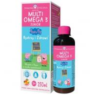 MULTIOMEGA 3 JUNIOR SYROP 250 ML