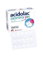 ACIDOLAC DENTIFIX KIDS X 30 TABL.