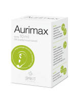 AURIMAX SPRAY DO USZU 10 ML.
