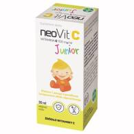 NEOVIT C JUNIOR  KROPLE 30 ML