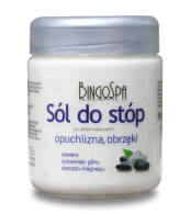 BINGOSPA - SÓL DO STÓP  550 G
