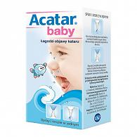 ACATAR BABY SPRAY I KROPLE W JEDNYM 15 ML