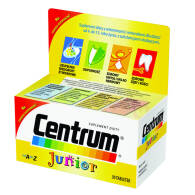 CENTRUM JUNIOR OD A DO Z X 30 TABLETKI