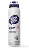 KICK THE TICK REPELENT SPRAY AEROZOL 200 ML