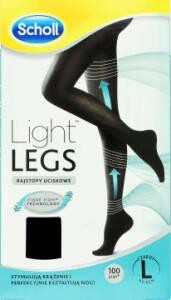 SCHOLL LIGHT LEGS RAJSTOPY UCISKOWE L 1 SZT
