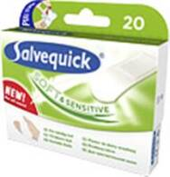 SALVEQUICK PLASTRY SOFT & SENSITIVE X 20 SZT
