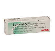 SOLCOSERYL DENTAL 5 G