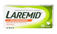 LAREMID 2 MG X 20 TABL.