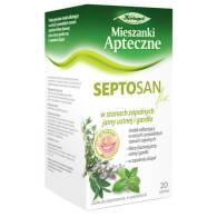 FIX SEPTOSAN X 20 SASZETEK