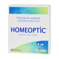 HOMEOPTIC KROPLE DO OCZU  X 10 MINIMSÓW