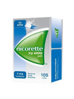 NICORETTE ICY WHITE 4 MG X 105 SZT