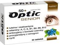 OPTIC SENIOR 50+  X 30 TABL.