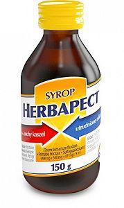 HERBAPECT SYROP 150 G