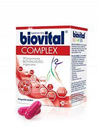 BIOVITAL COMPLEX X 30 KAPS.