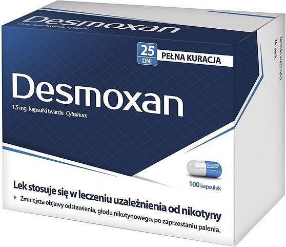 DESMOXAN X 100 KAPSUŁEK
